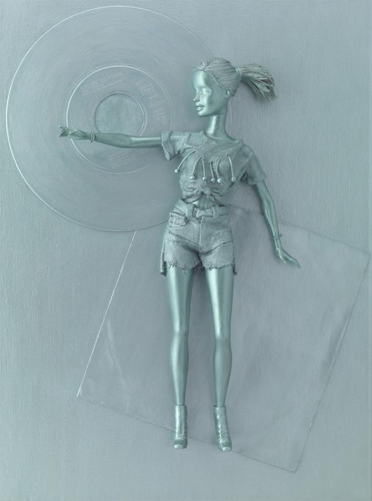 Sylvie Vartan by Sam-Rappel